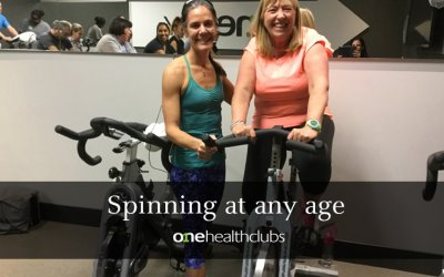 Spinning at any Age. No Excuses!!