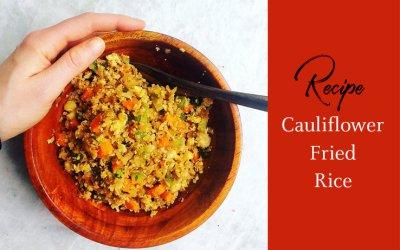 Recipe of the Week: Cauliflower Fried Rice