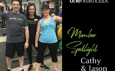 Member Spotlight – Cathy & Jason