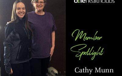 Member Spotlight – Cathy Munn