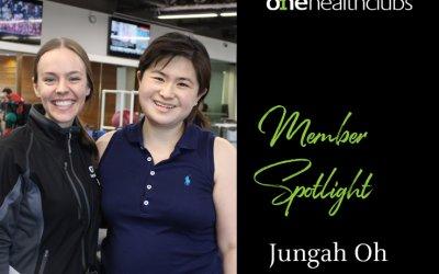 Member Spotlight – Jungah Oh