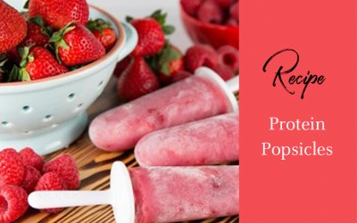 Recipe of the Week: Protein Popsicles