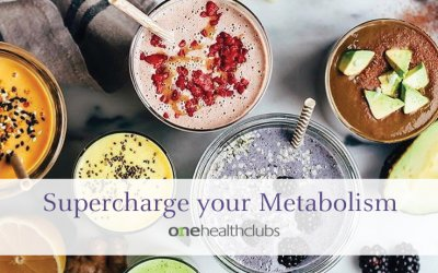 5 Tips to Supercharge your Metabolism