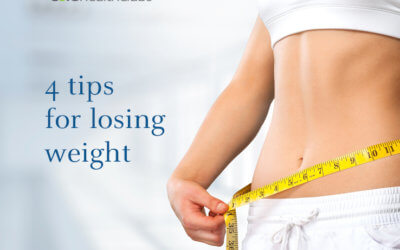 4 Tips For Losing Weight