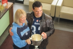 Grey Cup and staff lunch 004
