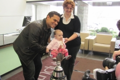 Grey Cup and staff lunch 006