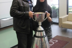 Grey Cup and staff lunch 011