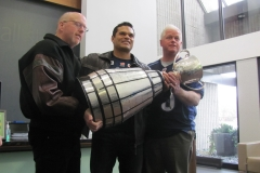 Grey Cup and staff lunch 012