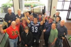 Grey Cup and staff lunch 015