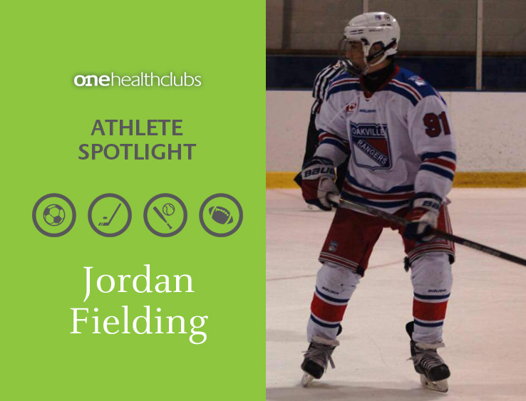 ATHLETE SPOTLIGHT Jordan Fielding