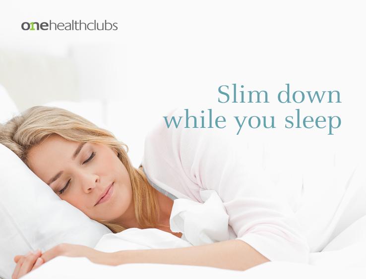 Slim Down While You Sleep