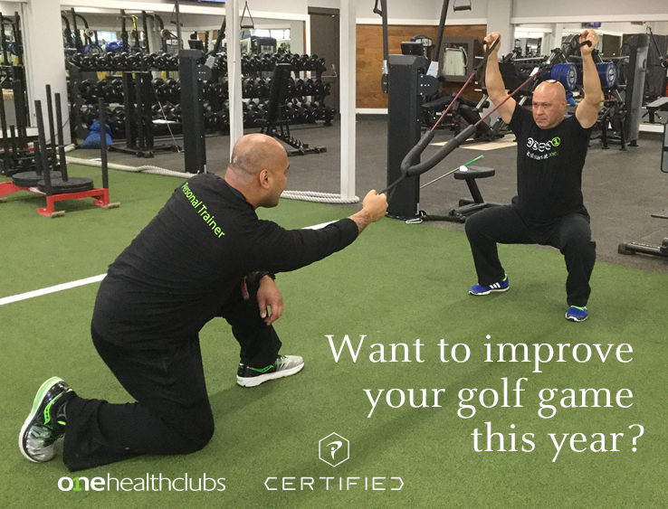 Want to Improve Your GOLF Game this Year?