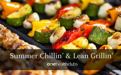 Summer Chillin' and Lean Grillin'