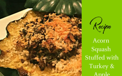 Recipe of the Week: Stuffed Acorn Squash