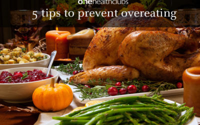 5 Tips to Prevent Overeating This Holiday Season