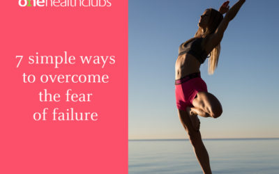 7 Simple Ways to Overcome the Fear of Failure