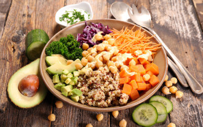 3 Healthy Lunch Options