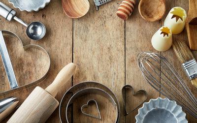 5 Hacks for Healthier Baking