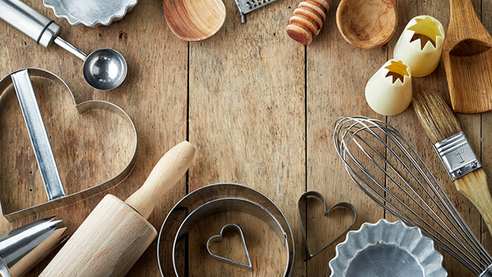 5 Hacks for Healthier Baking