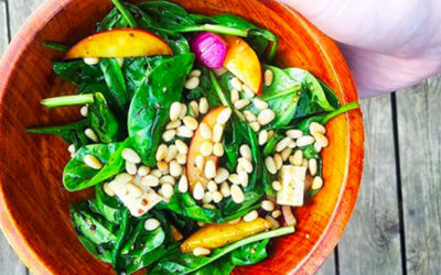 3 Fresh and Inspiring Summer Salads