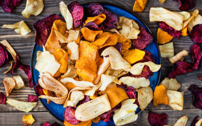 3 Healthier Salty Snacks