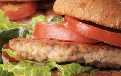 Tasty Turkey Burgers Recipe